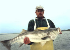 Barry and the Striper